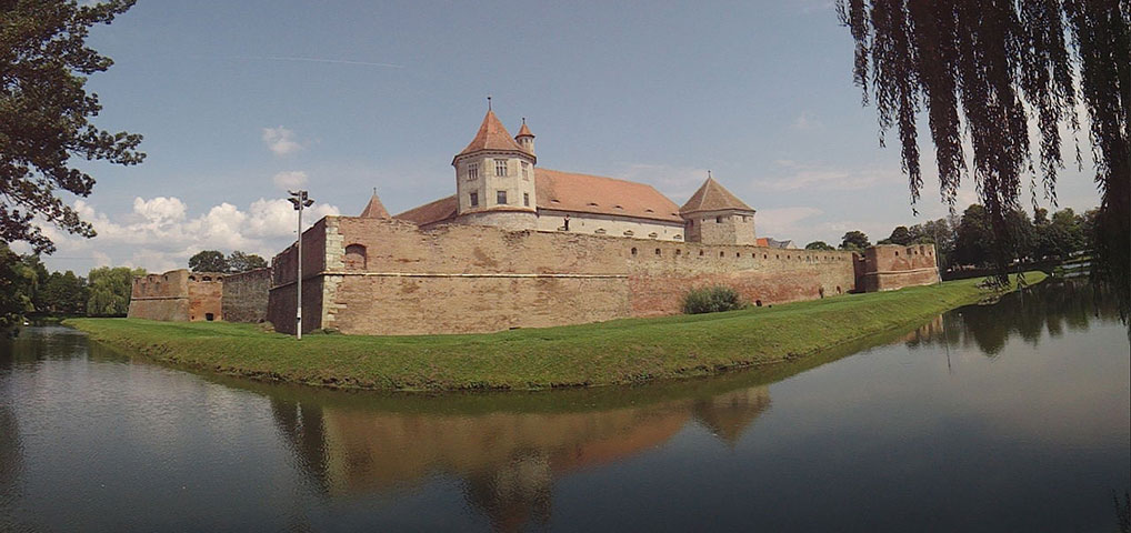 Fagaras Citadel, Fagaras, Romania