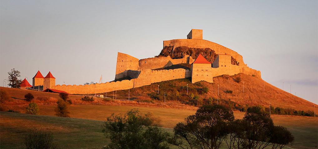 Rupea Citadel, Rupea, Romania