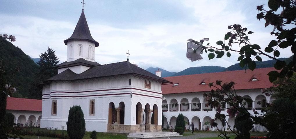 Sambata de Sus Monastery, Sambata de Sus, Romania