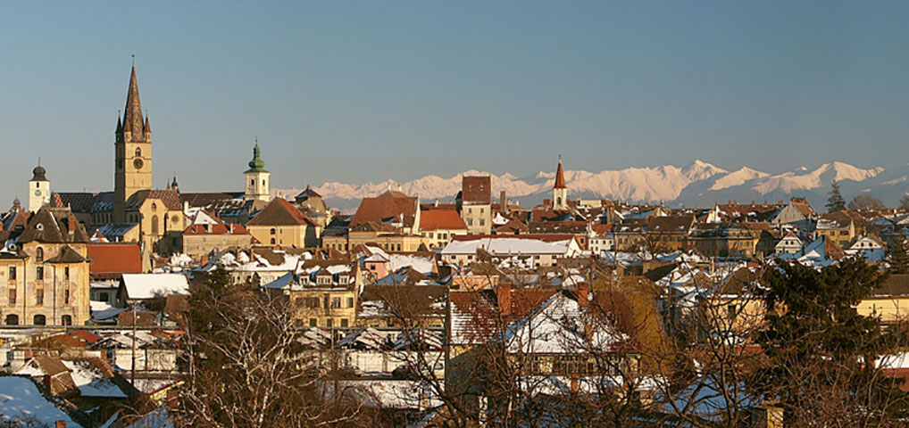Sibiu, Brasov