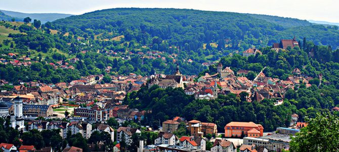Brașov > Rupea > Saschiz > Sighișoara > Biertan