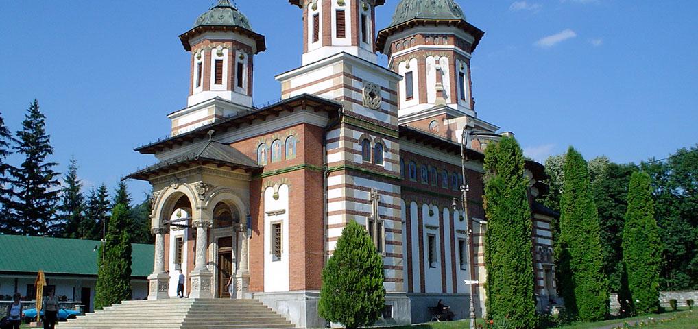 Sinaia Monastery, Sinaia, Romania